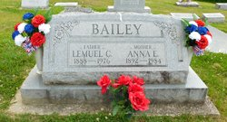 Lemuel Clifford Bailey
