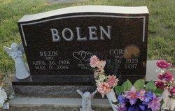 """Cora Frances """"Sally"""" <I>Cleaver</I> Bolen"""