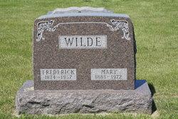 Mary <I>Schwandt</I> Wilde