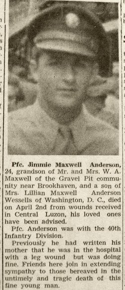 James Maxwell Anderson