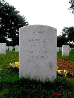 James A Crozier, II