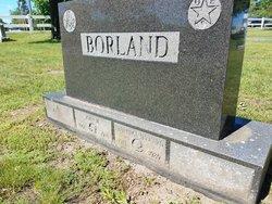 Florence <I>Howard</I> Borland