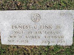 Ernest C Fink, Jr