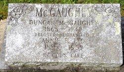 Annie E <I>Tyo</I> McGaughey