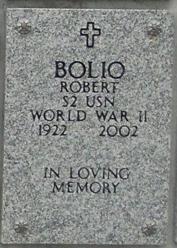 Robert Bolio