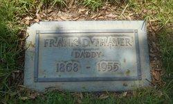 Franklin D. Thayer