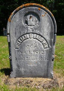 William E Baldwin