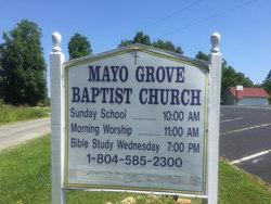 Mayo Grove Baptist Church Cemetery