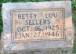 Betty Lou Sellers