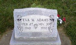 Eva M. <I>Sohnrey</I> Adams