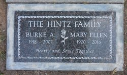 Burke Albert Hintz