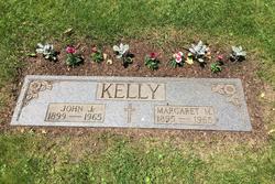 Margaret M <I>McMahon</I> Kelly