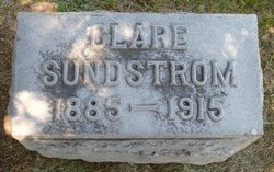 Clare <I>Whiteman</I> Sunstrom