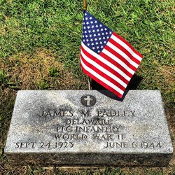 PFC James Merritt Padley