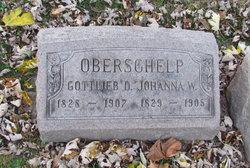 Johanna <I>Ongsleck</I> Oberschelp