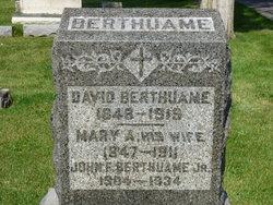 John Francis Berthuame