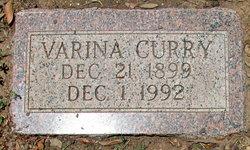 Varina <I>Lincecum</I> Curry