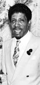 Rev Cecil Larone Franklin