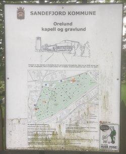 Orelund gravlund in Sandefjord Vestfold fylke Find A Grave Cemetery