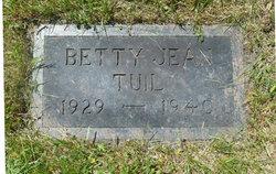 Betty Jean Tuil
