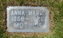 Anna Marie <I>Laursen</I> Nelson