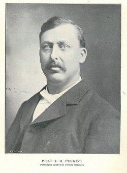 John H Perkins