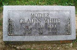 Gladys <I>Harrell</I> White