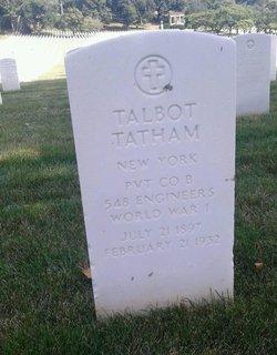 Talbot Tatham