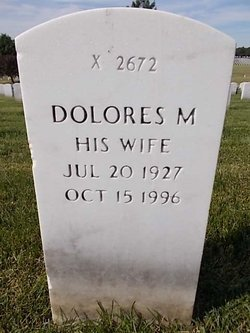 Dolores M <I>Trottier</I> Copeland