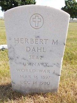 Herbert Melvin Dahl