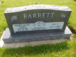 Audre Leone <I>Clark</I> Barrett