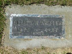 Claude Wyatt Wheeler