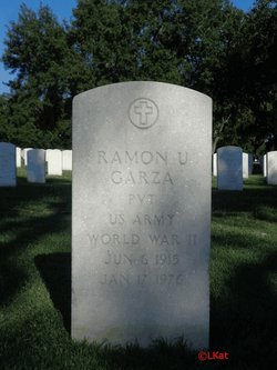 Ramon U Garza
