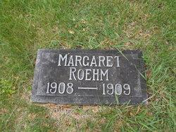 Margaret Roehm