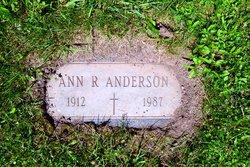 Ann Reba <I>Chance</I> Anderson