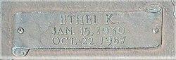 Ethel K <I>Norton</I> Whitaker
