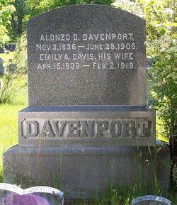 Alonzo D Davenport