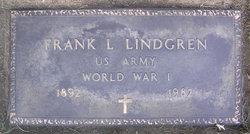 Frank Ludwig Lindgren