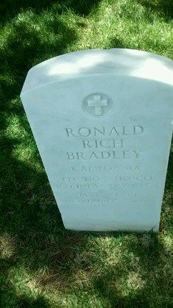 Ronald Rich Bradley