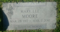 Mary Lee Moore