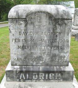 David M. Aldrich