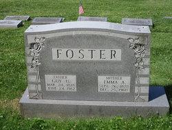 Emma A. <I>Moser</I> Foster