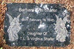 Barbara Ann Shafer