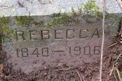 Rebecca L. <I>Wilson</I> Anderson