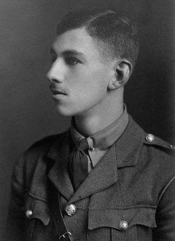 Second Lieutenant Montagu Frank Peyton