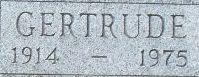Gertrude LaVerne <I>Steeples</I> Ankrum