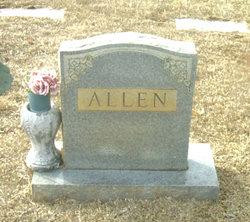 Effie <I>Griffin</I> Allen