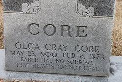 Olga Mabel <I>Gray</I> Core