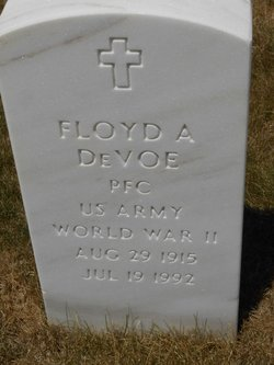 Floyd A Devoe