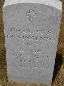 Charles F Di Vincenzo
